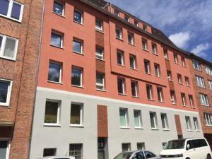 Fassade JBS Kiel